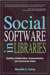 Social Software in Libraries cover