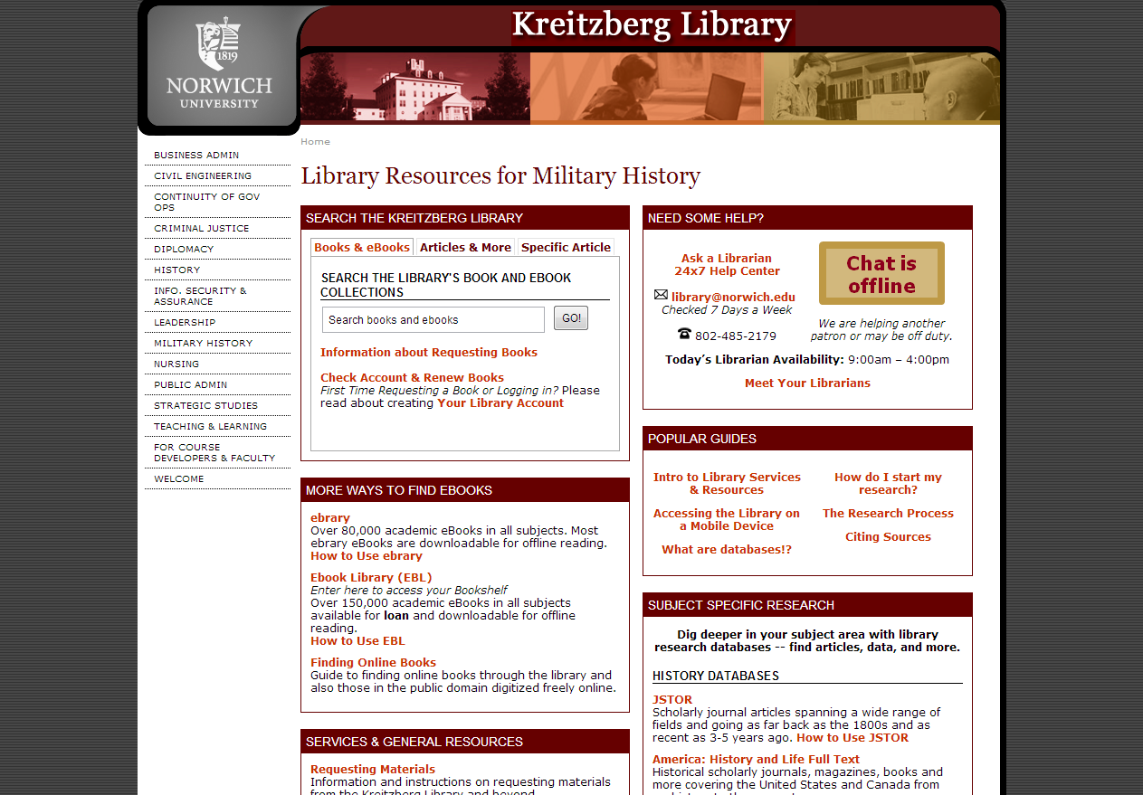 Online Library Portal for Distance Learners