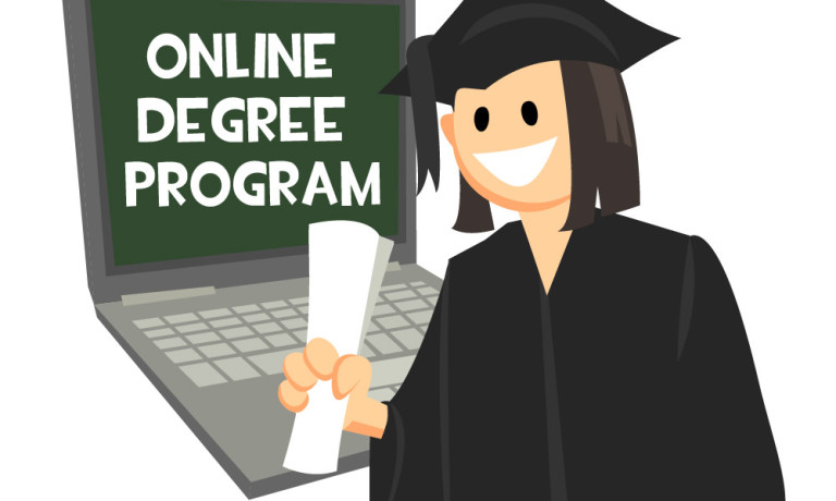 "Are online MLIS degree-holders ""less than?"""